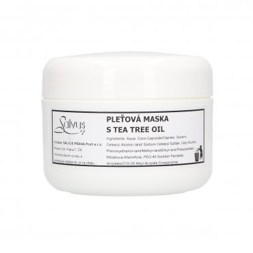 PLEŤOVÁ MASKA S TEA TREE OIL 200g